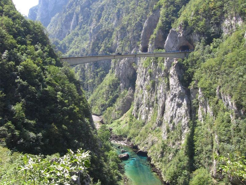 пенсией светлана каньон тара черногория фото радовал людей своим