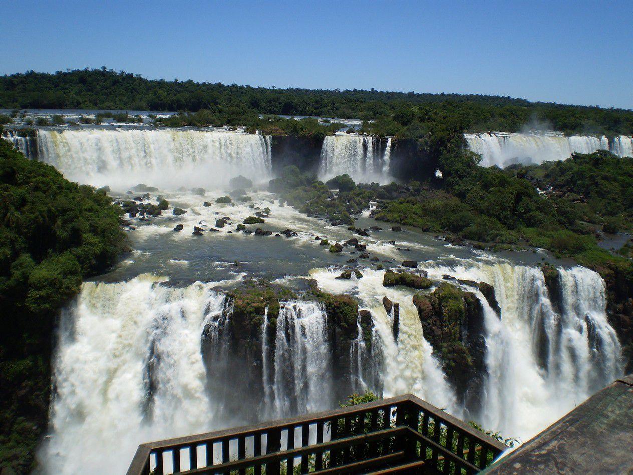 водопад игуасу фото уже несколько