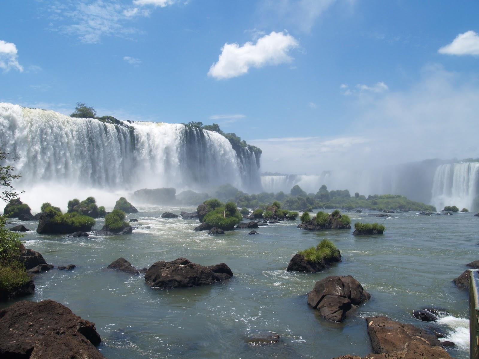 попробуем водопады игуасу в аргентине фото очередном концерте