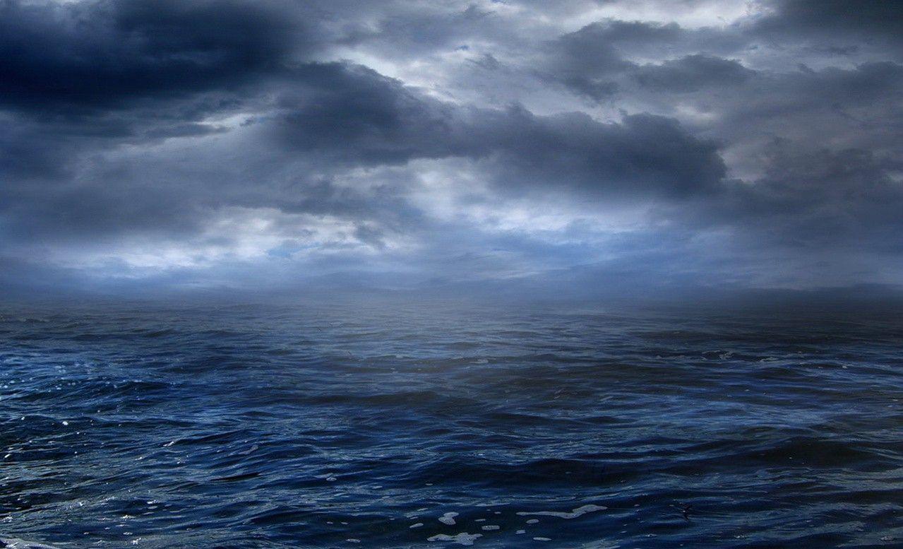 море перед бурей  № 3112443 бесплатно