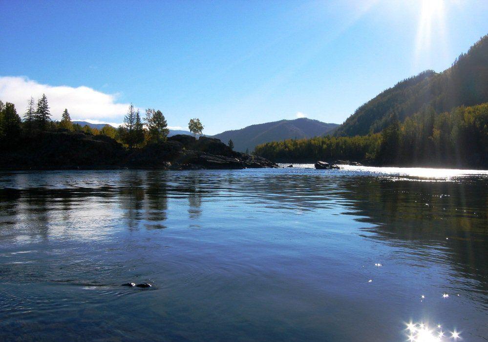 ангара фото реки
