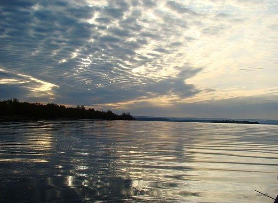 Левый и самый крупный приток реки