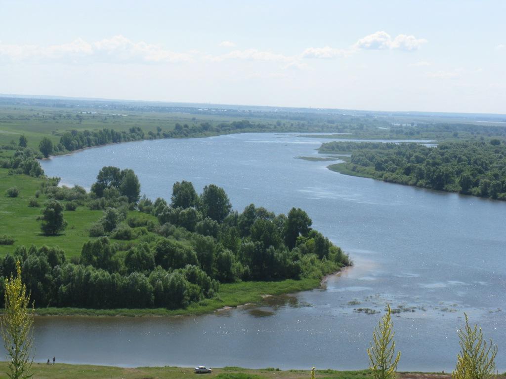 Схема реки в картинках