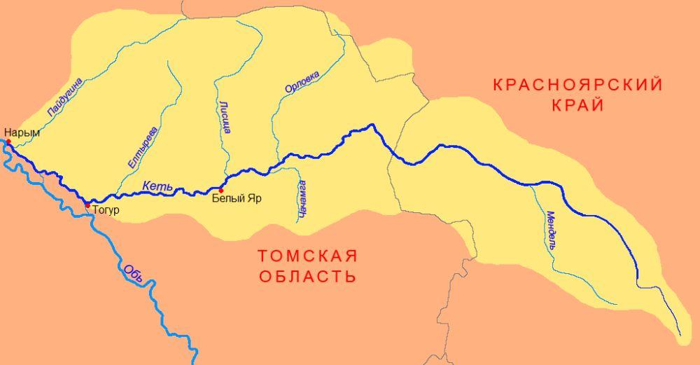 история реки обь: