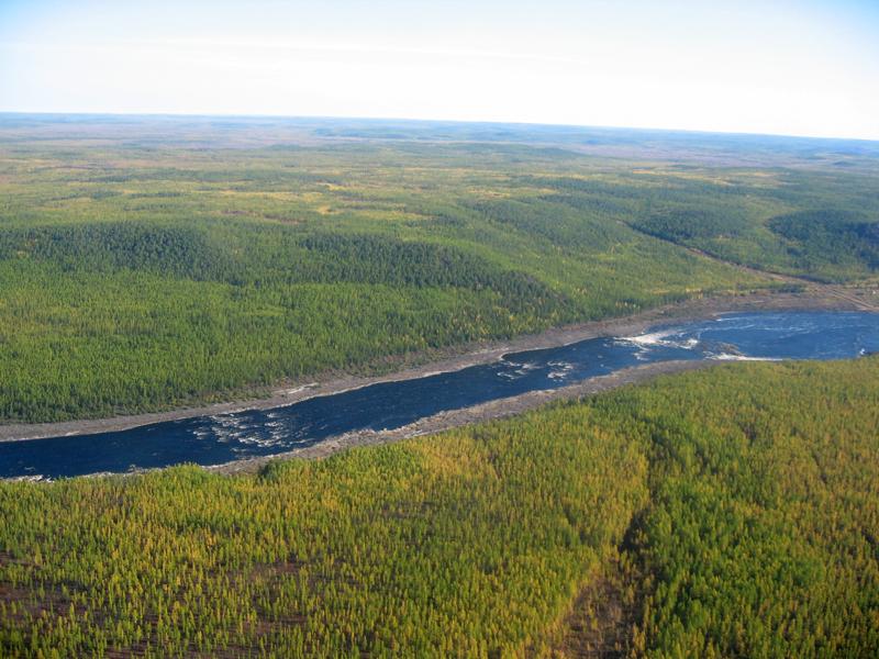 Вилюй — река в якутии и красноярском