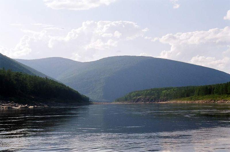 Витим — одна из крупнейших рек