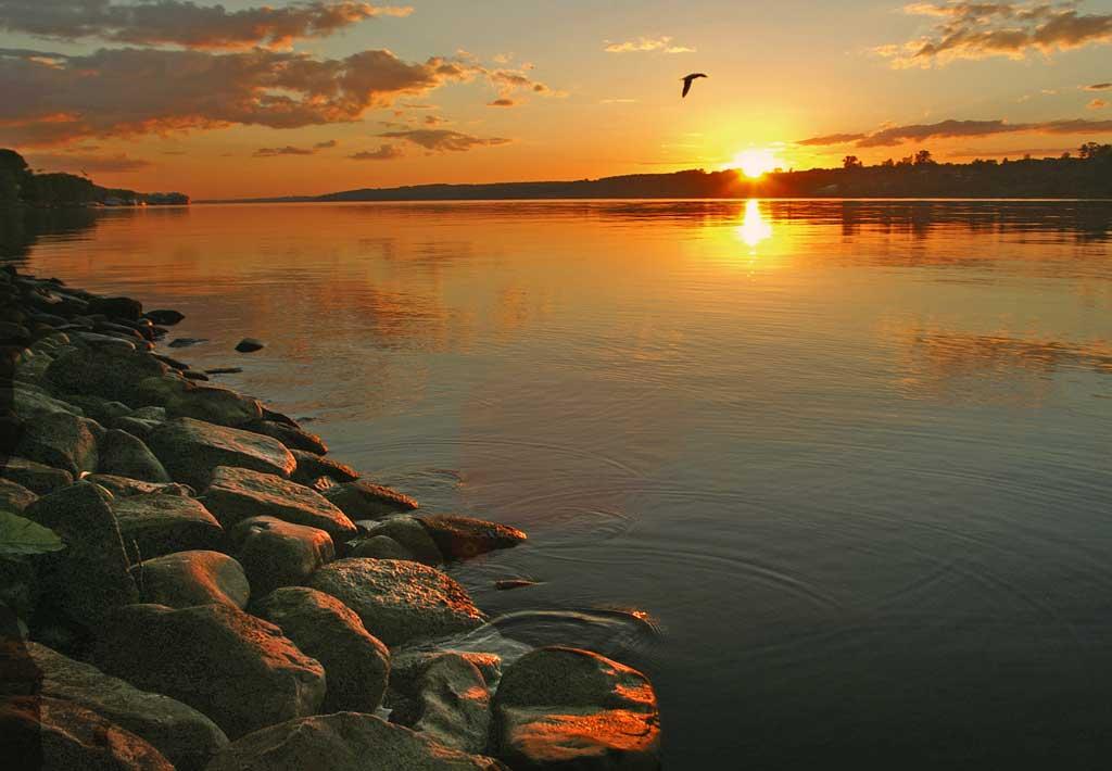 Фотографии реки Волга: