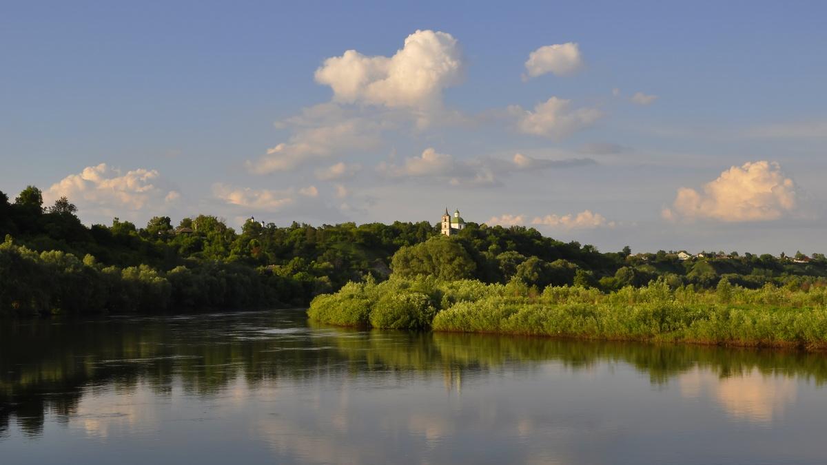 Куда течет река в брянске схема фото 926