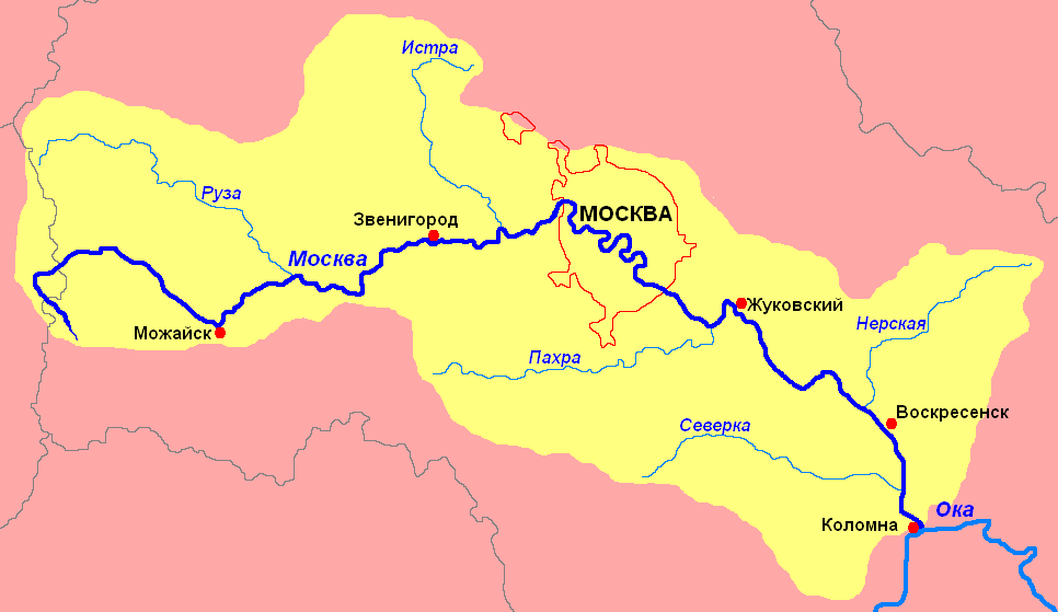 Куда течет река волга схема фото 645