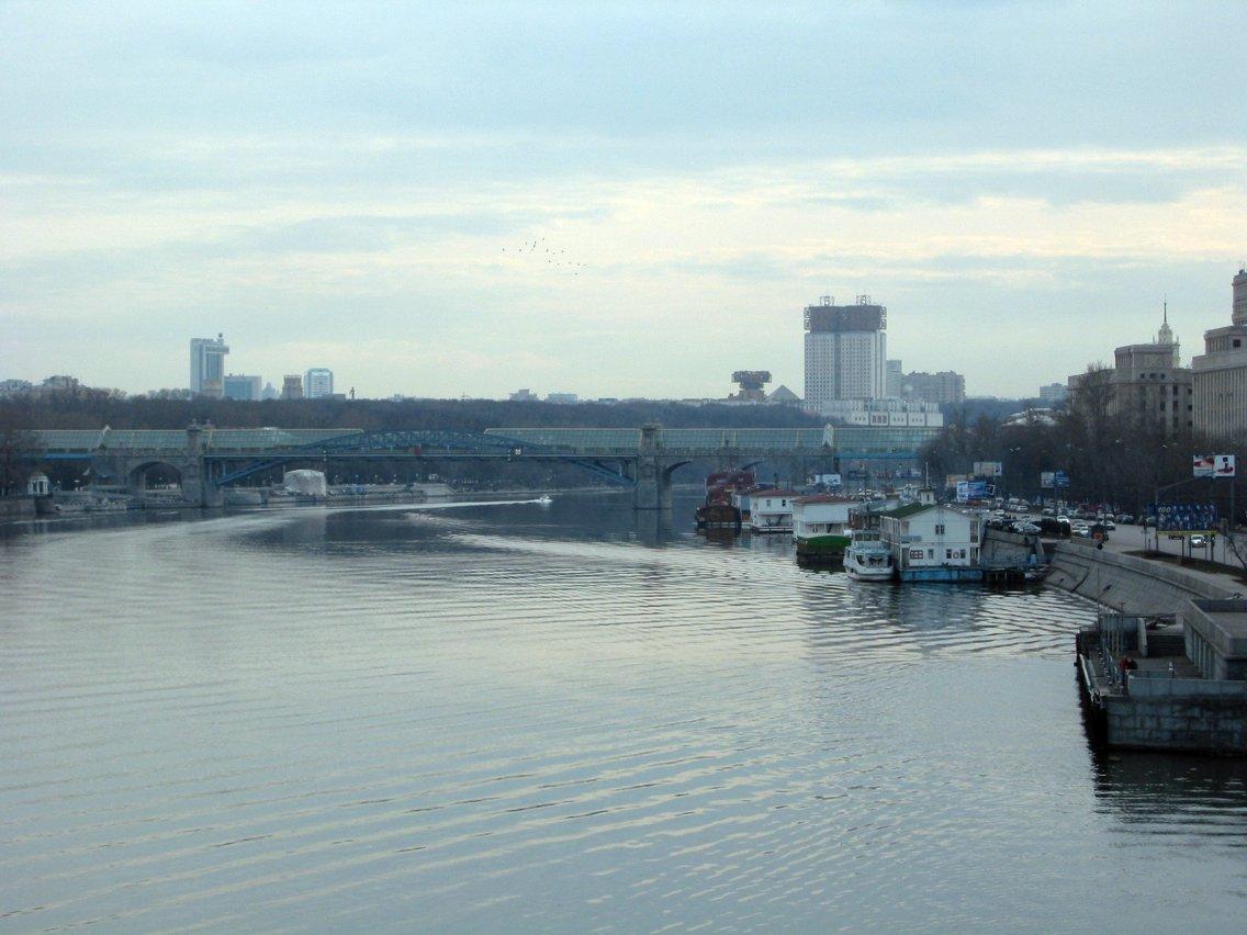 схема шлюзов реки москвы