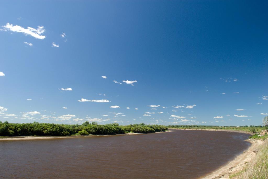 Фотографии реки Тура: