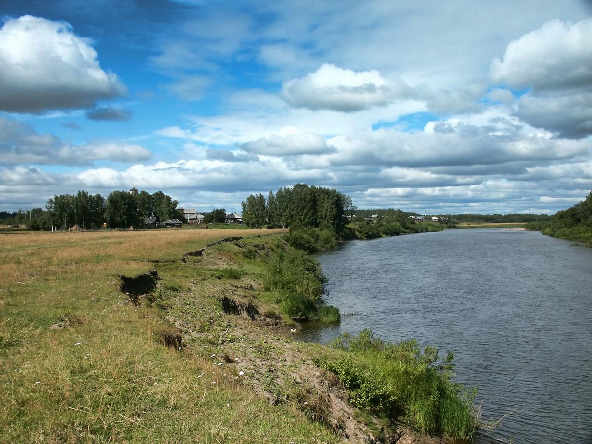 схема реки иртыш