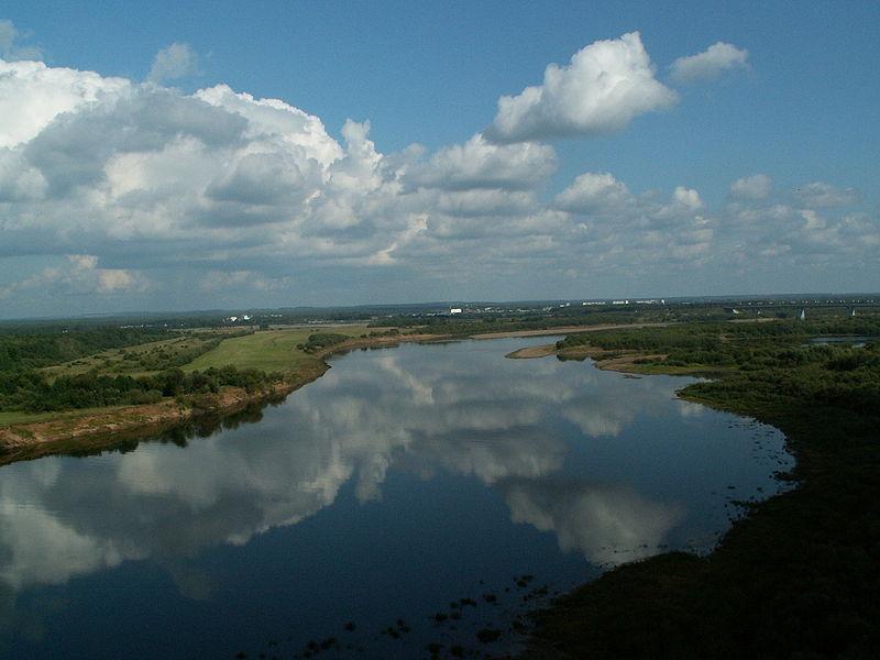 Река Вятка (бассейн реки Кама)