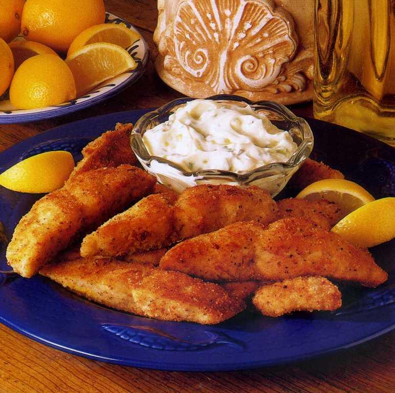 рецепты приготовления жареной рыбы