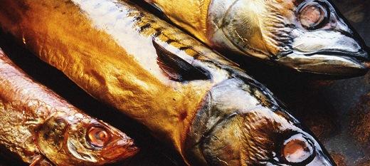 рецепт рыбы копчения в демке