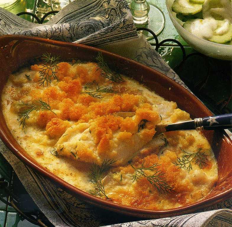 Куриная запеканка с картошкой и грибами в духовке