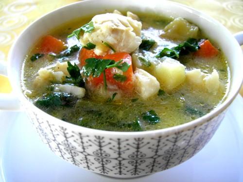 рецепты супов из рыбы консерв