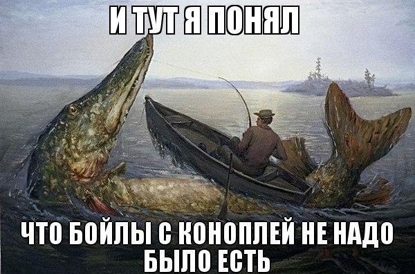 Картинки рыбалки